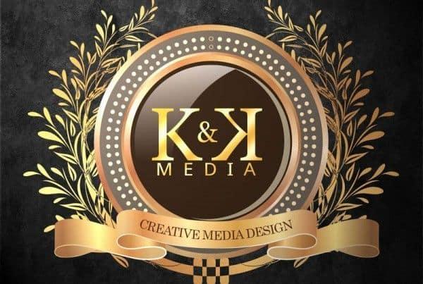 K & K Logo Design